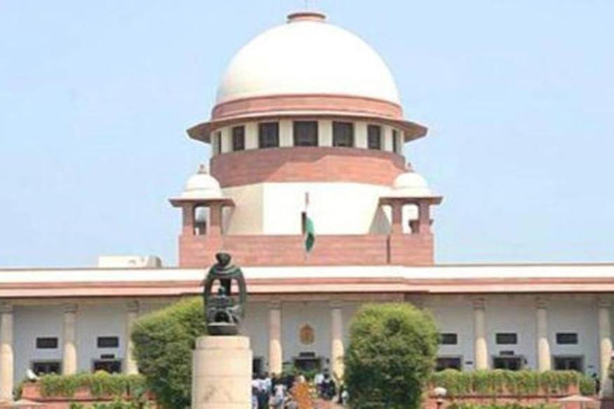 सुप्रीम कोर्ट में नौ जजों की संविधान पीठ का फैसला है कि सरकारी नौकरियों और शिक्षा में 50 फीसदी से अधिक आरक्षण नहीं दिया जा सकता,(फाइल फोटो: फोटो: supremecourtofindia.nic.in).