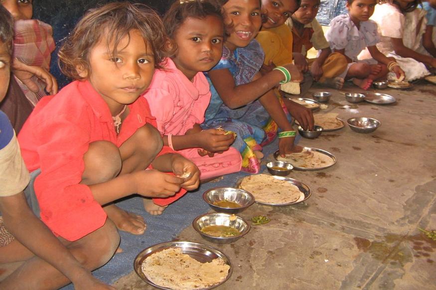 Malnourished Children of Madhya Pradesh. (Symbolic Image) Image Source: Pixabay.com