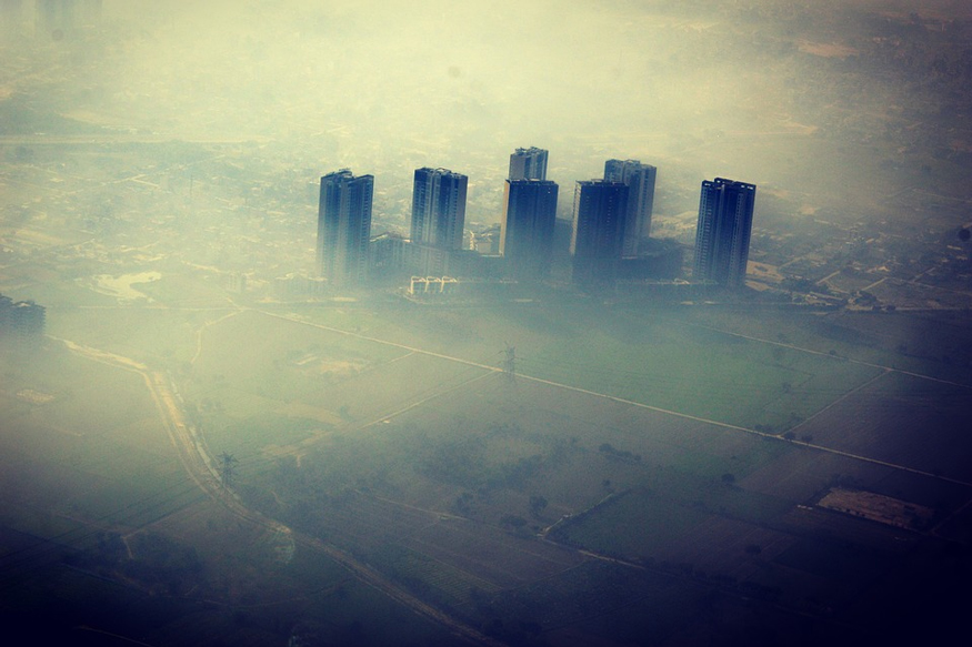 Delhi Pollution . Image Source: Pixabay.com