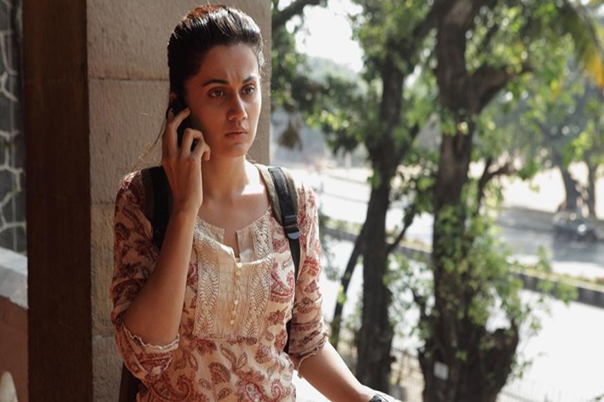फिल्म नाम शबाना का एक दृश्य. इस फिल्म में तापसी की एक्टिंग को समीक्षकों ने खासा सराहा. (Image Source: Film Poster)