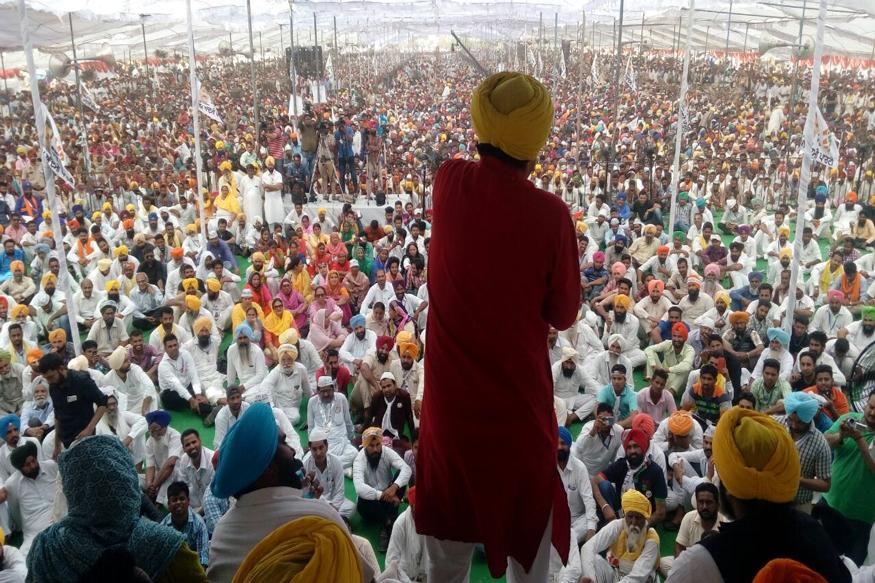 पंजाब में भी पार्टी की हालत कुछ ठीक नहीं है. पार्टी के कई नेता गंभीर आरोप झेल रहे हैं. (फोटो : aamaadmiparty.org)