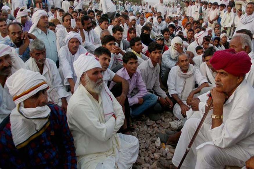 हाल ही में राजस्थान सरकार ने गुर्जरों को आरक्षण देने का फैसला लिया, लेकिन हाईकोर्ट ने उसे खारिज कर दिया. (फोटो : सोशल मीडिया).