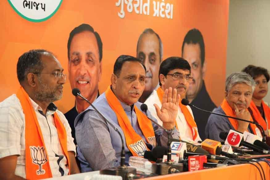 ह साफ हो गया है कि मोदी के बाद जिनके हाथ गुजरात की डोर आई, वो उनकी विरासत को आगे नहीं बढ़ा सकें हैं. (फोटो : gujaratbjp.org).
