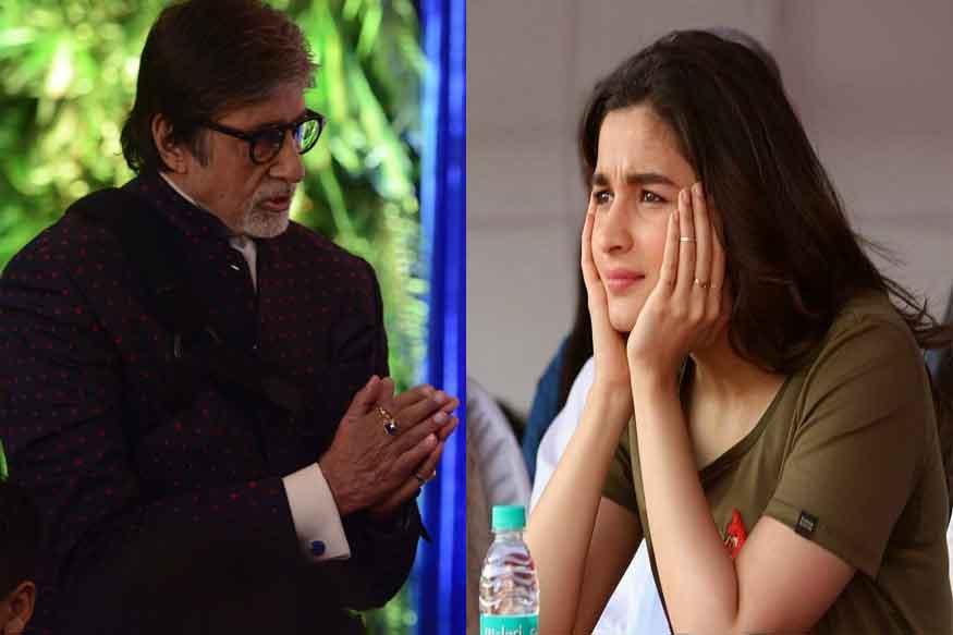 अमिताभ बच्चन के साथ काम करना मेरा ख्वाब था. ब्रह्मास्त्र में ये पूरा हो रहा है. (फोटो : फेसबुक).