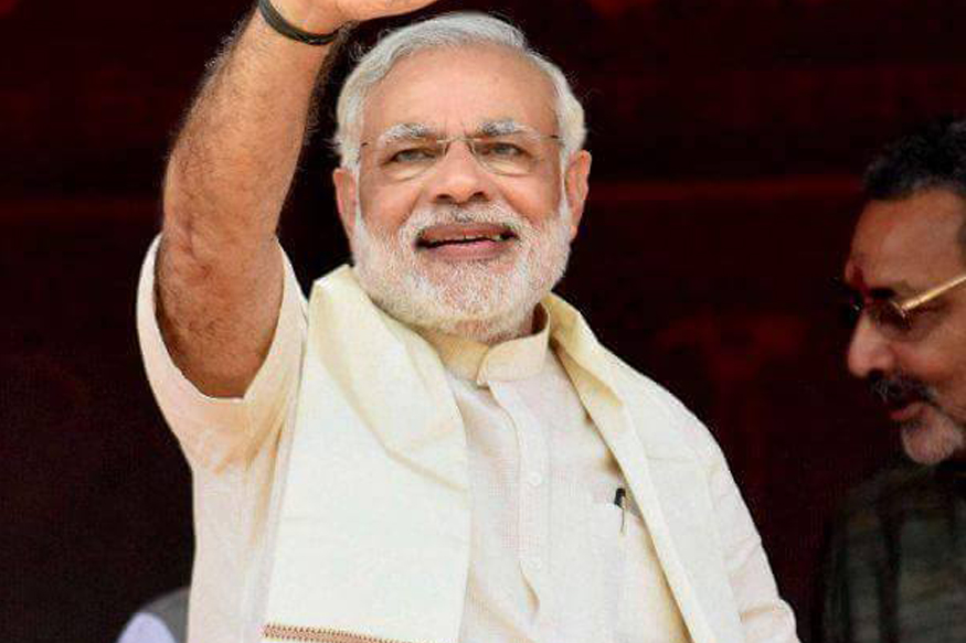 प्रधानमंत्री नरेंद्र मोदी ने रिटेेेल सेक्टर में 100{4f87ad8c368bc179e2d180453c56a403e7e581457176ed0e8ee6656745545539} निवेश की मंजूरी का वहीं फैसला लिया हैै जिसका विरोध वे विपक्ष में थे तब करते थे. (फोटो : BJP.org).