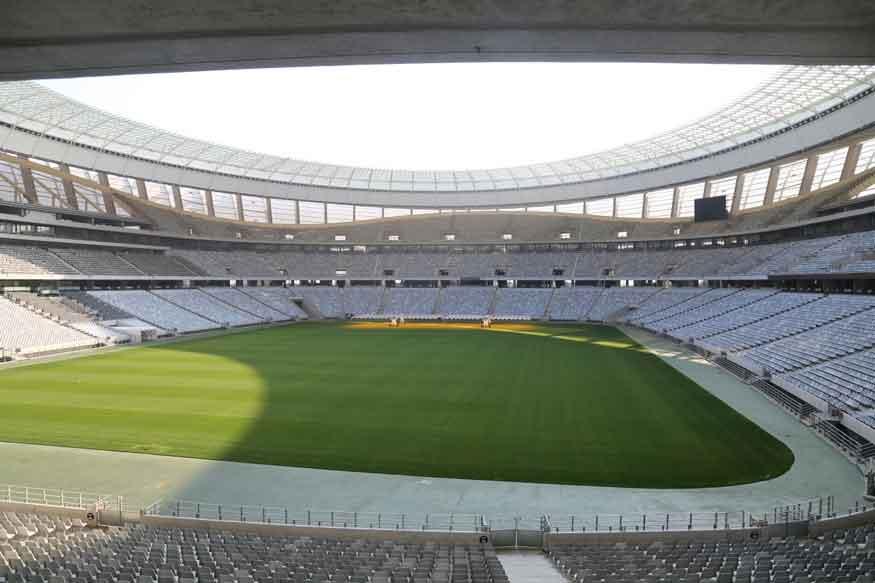 साउथ अफ्रीका से खबरें हैं कि इन दिनों सूखा पड़ रहा है, सूखे की वजह ने पिच पर भी असर डाला है. (फोटो : pxhere.com)