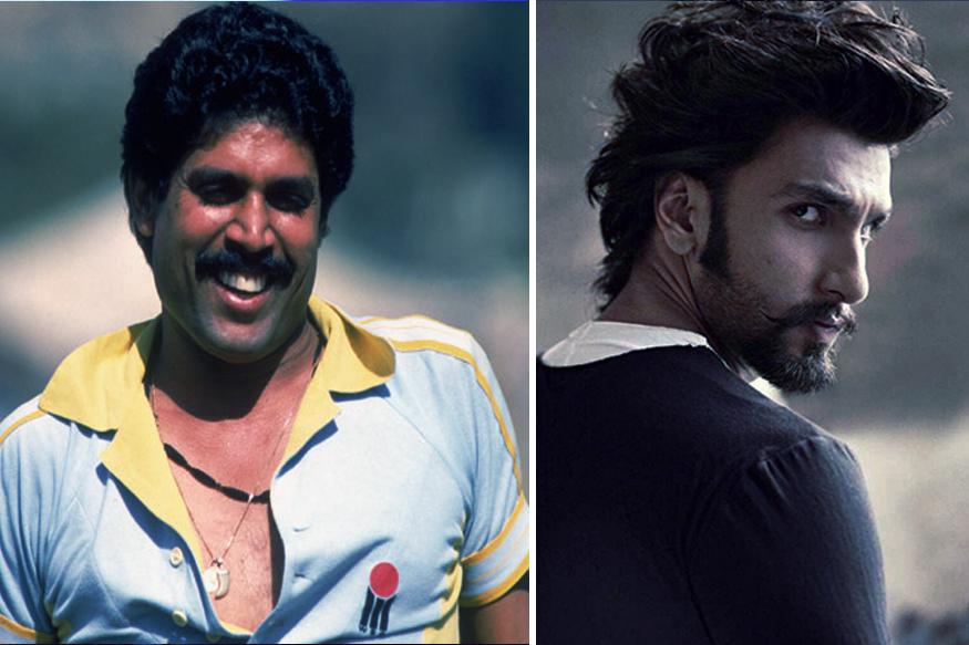 रणवीर सिंह कबीर खान की, 'बायोपिक 83' में भारतीय टीम के तत्कालीन कप्तान कपिल देव की भूमिका में नजर आएंगे. (फोटो : साभार सोशल मीडिया)